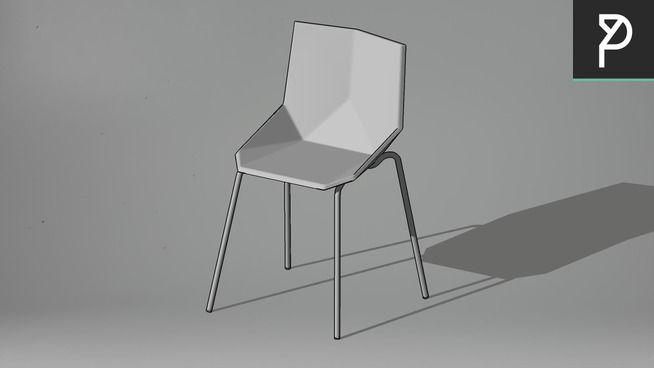 Chair - AM121 046 - 3D Warehouse