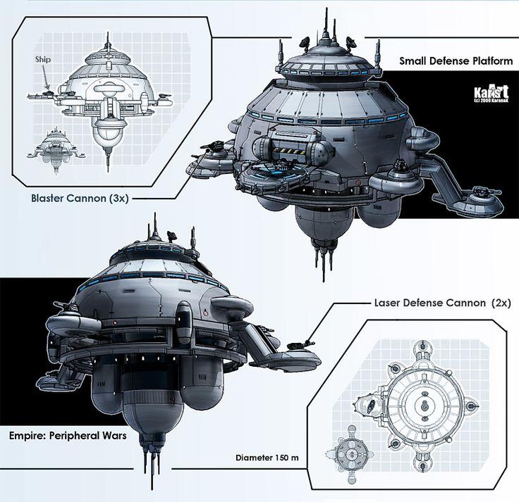 Small Defense Platform by KaranaK.deviantart.com on @deviantART
