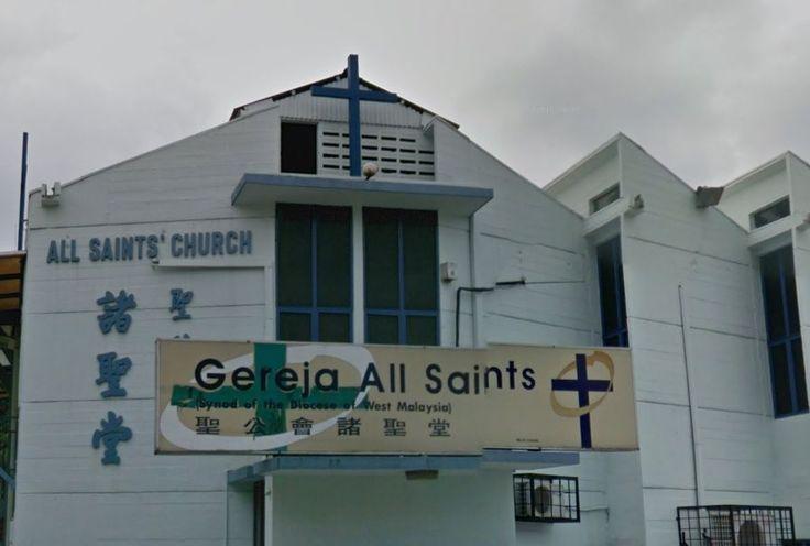 吉隆坡圣公会诸圣堂 All Saints' Anglican Church K.L