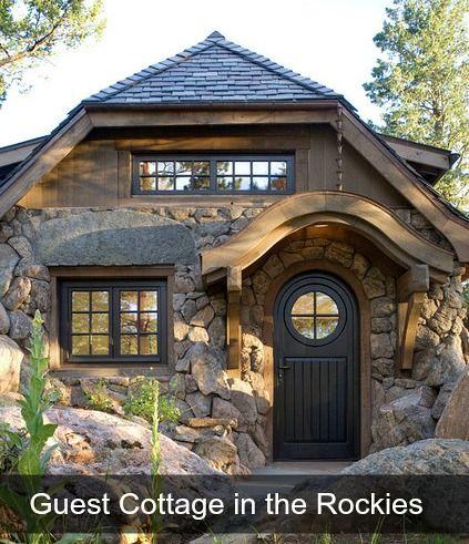 Hobbit Guest House Colorado TKP Architects
