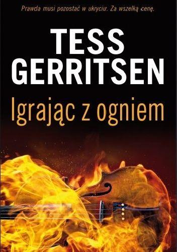 """Autorka bestsellerowej serii """"RIZZOLI & ISLES"""" tym razem napisała thriller osnuty wokół  utworu muzycznego skomponowanego w Wenecji u progu drugiej wojny światowej.    Julia Ansdell, skrzypaczka, ma..."""