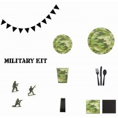 Party Kit - Military