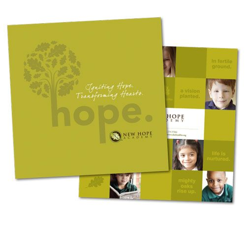 Award Winning Brochure Design Examples | ... Website, and Logo Design Sing from Nashville and Franklin to the World