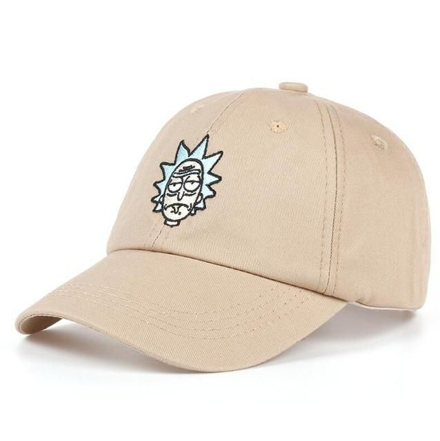 177cbb227925d Rick and Morty hat collection Crazy Rick Baseball Cap American Anime Cotton  Pickle Rick Dad Hat