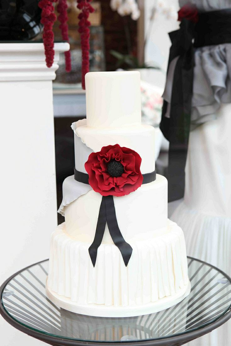 164 best Black and red wedding images on Pinterest | Wedding stuff ...