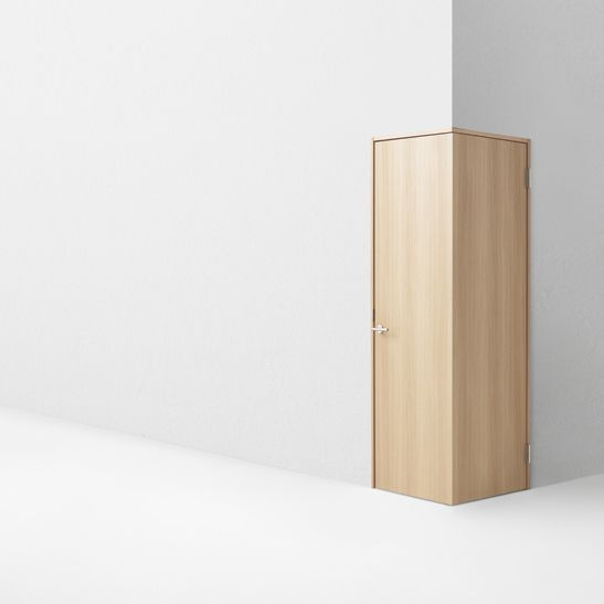 Seven doors by nendo - Abe Kogyo