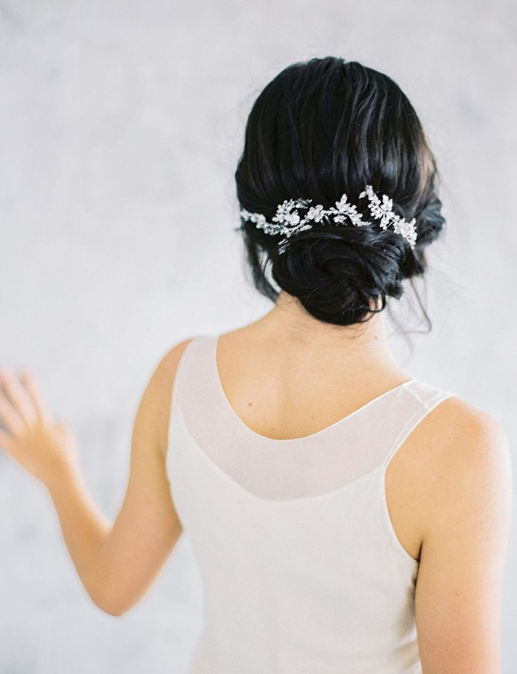 Maggie Wu Studio Bridal Accessories
