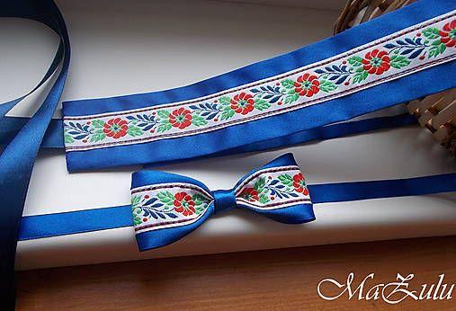 MaZulu / folkový set / motýlik