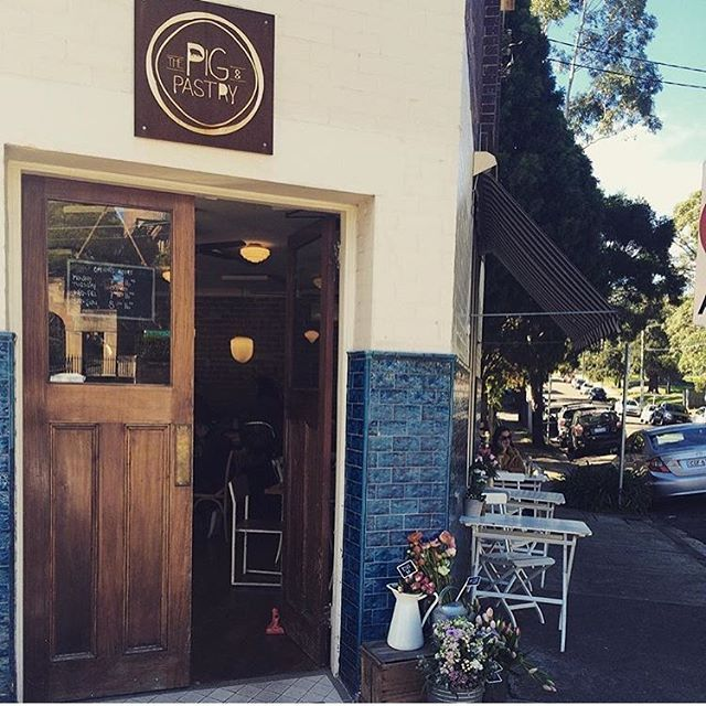 The Pig & Pastry Cafe, Petersham