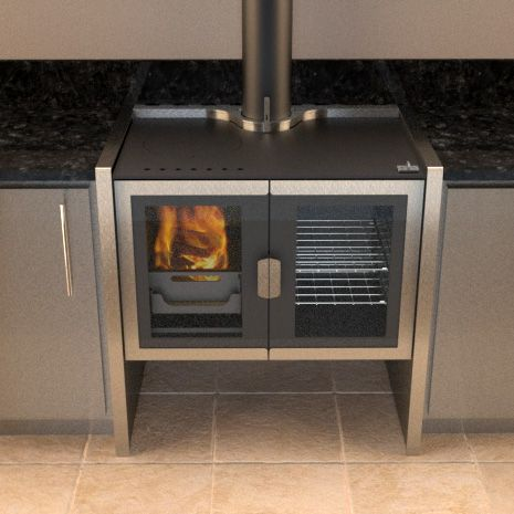 contemporary wood cookstoves | Posted in Wood Burning Stoves & Heaters at January 30, 2009 1:15 PM