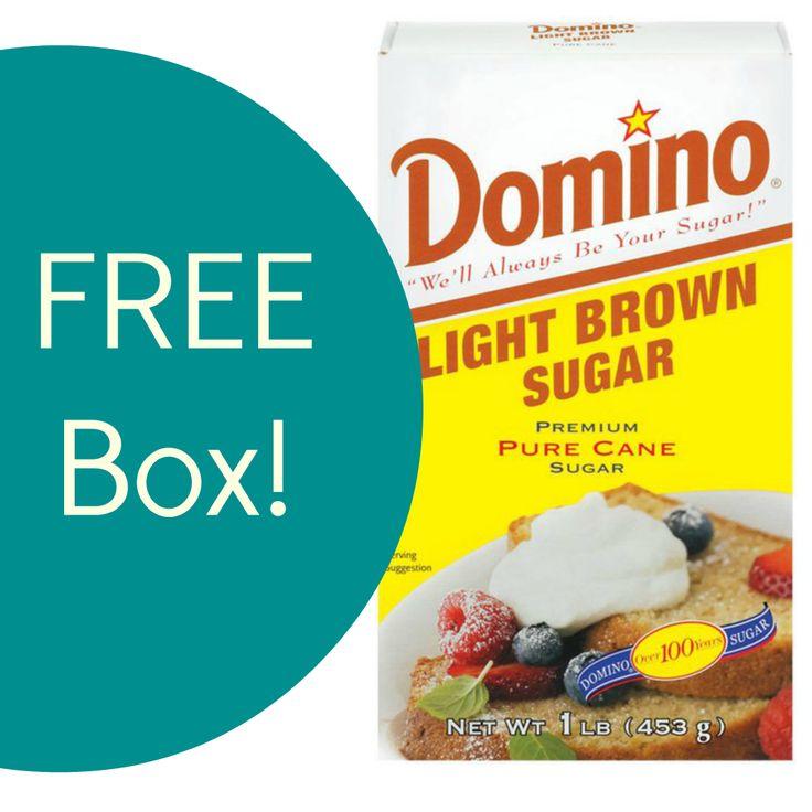 Domino brown sugar coupons 2018