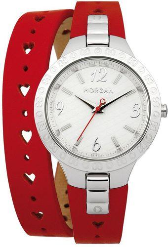Zegarek świetnie pasujący do tematu :)