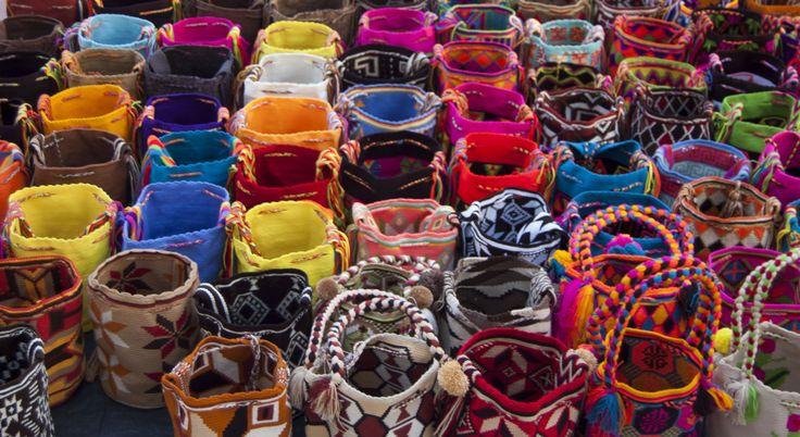 La Guajira está llena de color
