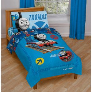 Thomas And Friends Bedding Set Twin