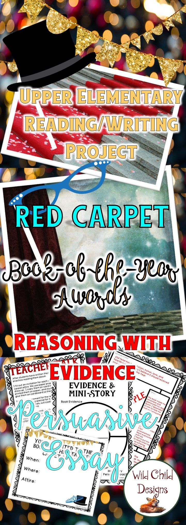 Book of the Year Red Carpet Awards