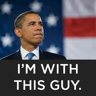 Obama 2012...