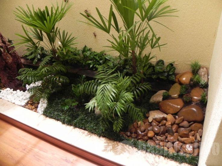Decoração de jardins de inverno e inspirese para criar um jardim de