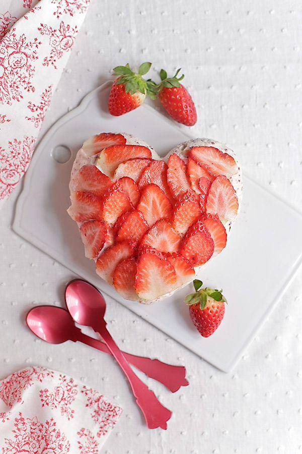 Corazón helado para San Valentín