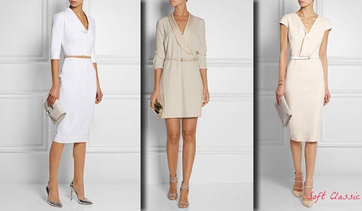 Dresses for Soft Classic (Kibbe). Typ urody Soft Classic – Miss Gracji