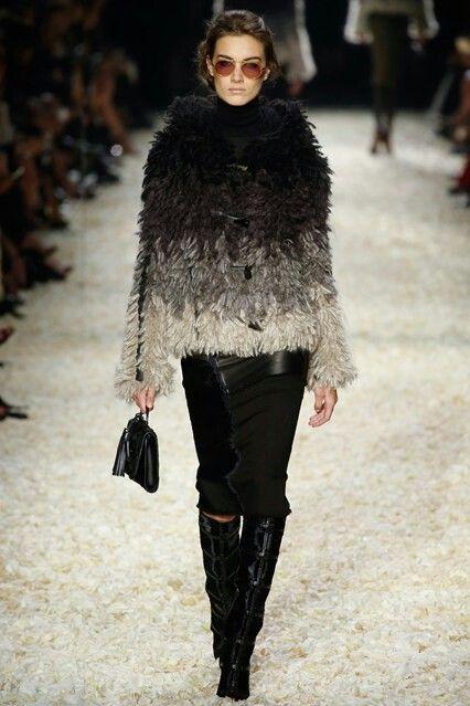 Tom Ford catwalk