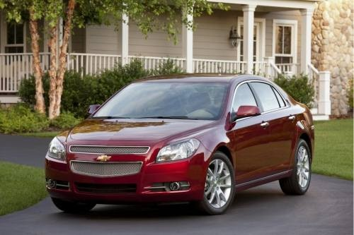 2011 Chevrolet Malibu Pictures/Photos Gallery