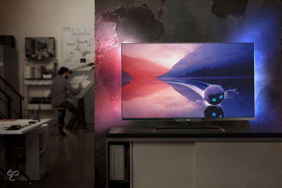 3D smart LED-TV -Philips 6008 #biasicom #philips #3d