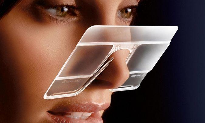 EyeCard Wallet Glasses
