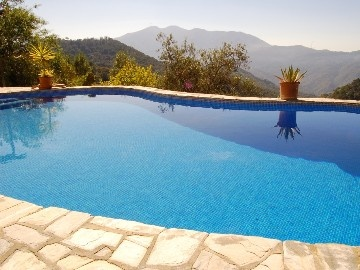 FINCA LA LUZ - Honeymoon in Gaucin, Spain
