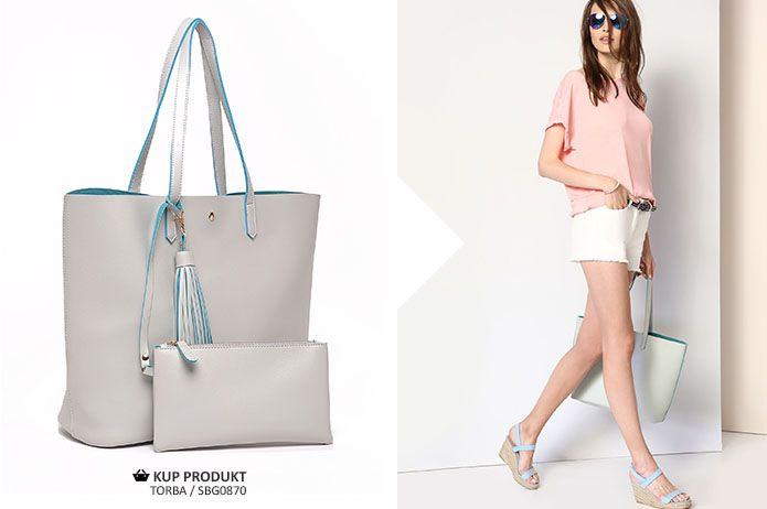 ABC MODY: Shopper Bag