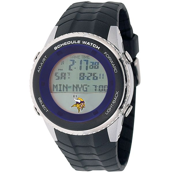 We offer a huge selection of officially licensed Minnesota Vikings NFL football watches at http://www.Fan-Watches.com