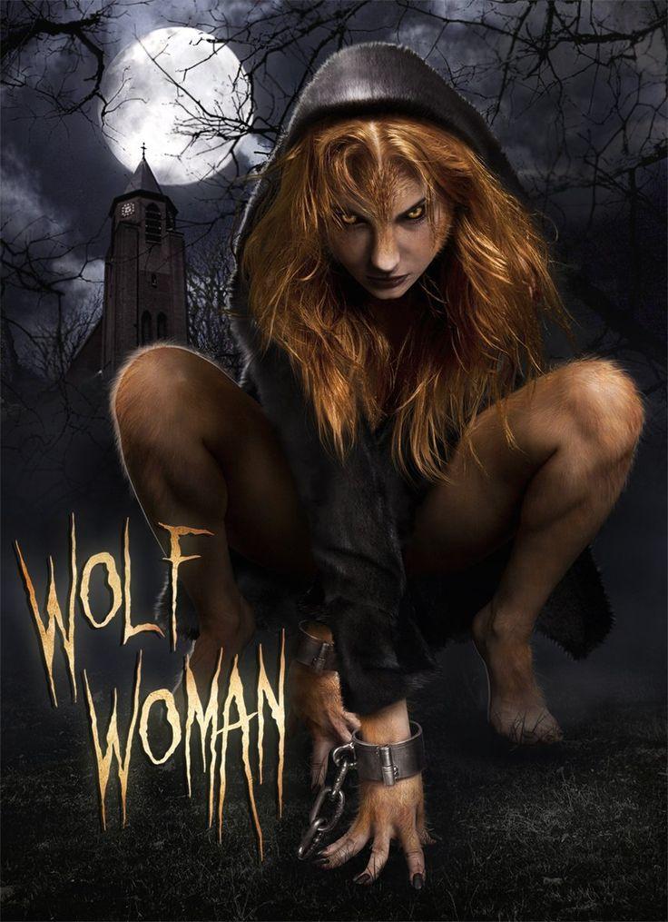 Pin by ⛧LiØƦ⛧ on ♡աօlբ♡ | Werewolf art, Female werewolves