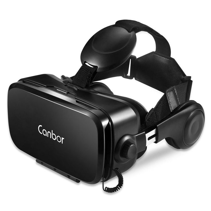 Canbor VR Headset, Virtual Reality Headset 3D VR Goggles Glasses with HD Stereo  #Canbor