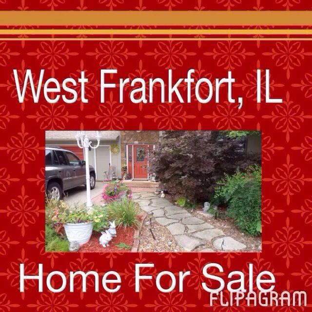 home for sale west frankfort il home for sale west frankfort il pinterest. Black Bedroom Furniture Sets. Home Design Ideas