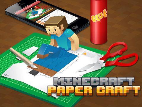 Play Minecraft Papercraft Studio Game Online - Minecraft Papercraft Studio