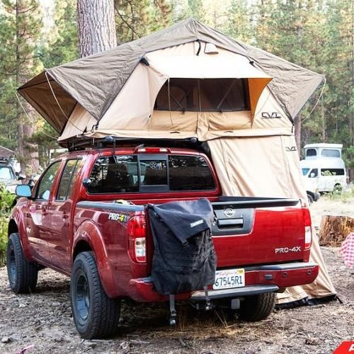 Roof Top Tents - tents that incorporate your vehicle