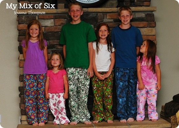 Kids Pajama Pants