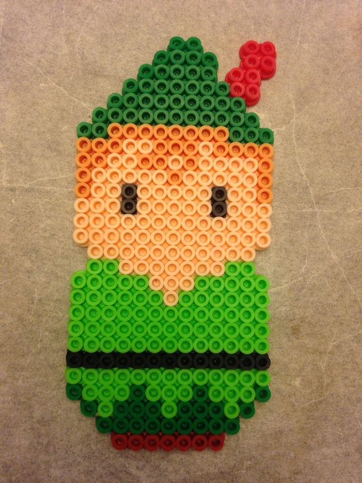Peter Pan perler bead