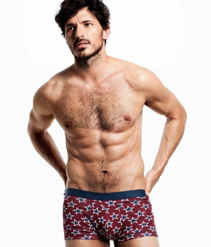 Andres Velencoso Segura Dons Relaxed Styles for H Fall 2012: Sexy Underwear, Hairy Men, Men Pics, Hot Hairy, Velencoso Segura, Andres Velencoso, Men S Fab