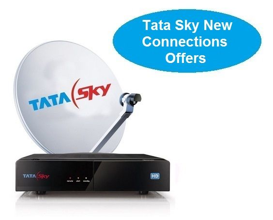DTH Bazaar is one of the best online DTH market place in India, from where you can buy Tata Sky HD New Connection at the best price. Get the complete information about the Tata Sky New Connection Offers in India.