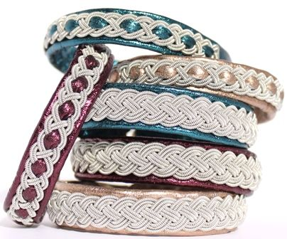 Leather bracelets from AC Design