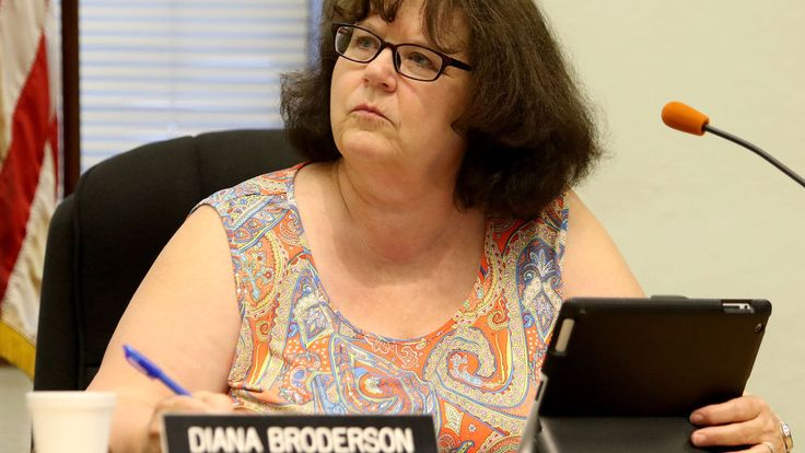 MUSCATINE — A District Court Judge ruled Tuesday the Muscatine City Council's removal of Mayor Diana Broderson from office last May was a violation of her right to due process.