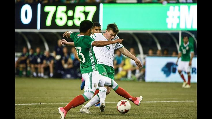 Mexico 3 Ireland 1: Poor and under-strength Ireland side put to sword by classy Mexico