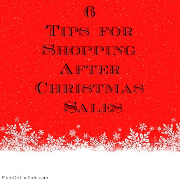 6 Tips for Shopping After Christmas Sales #ad #shopularapp