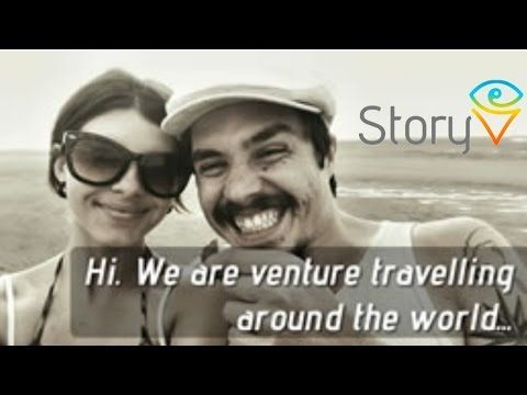 » Venture Traveling Around the World with Hannah and Dan