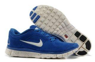 http://www.cheapfrees-tn-au.com/ Men's Nike Free 5.0 #Cheap #Nike #Free #5.0 #Mens #Shoes #Blue #White #High #Quality #Fashion #Online #Sale