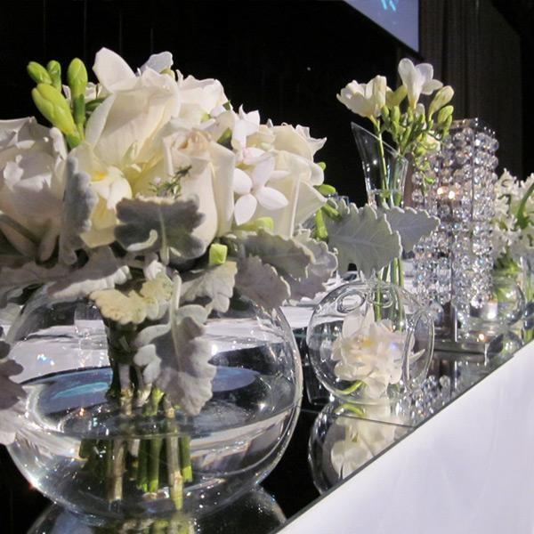 Wedding flowers - centrepiece