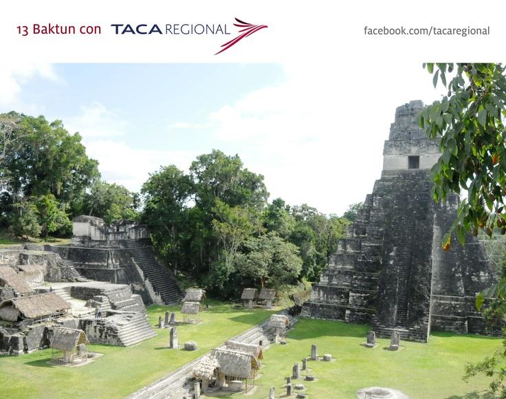 ¿Por qué te gustaría estar en el equinoccio de otoño de 2012 en Tikal? Porque me gusta la belleza arquitectónica y artística de la Cultura Maya, qué mejor oportunidad de apreciarla de cerca, con cada uno de sus detalles y misterios. #Guatemala #TACARegional #MundoMaya