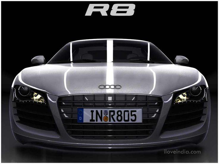 Audi Sports Car R8 (1000×750)