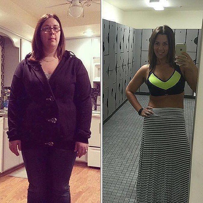 dim weight loss success