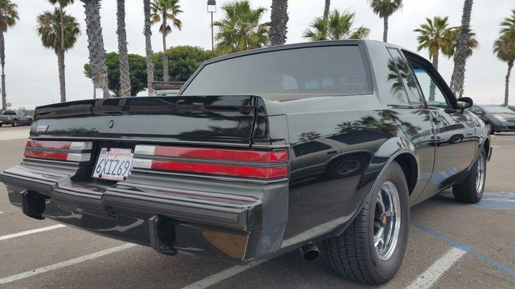 1987 Buick grand National 52k original miles for sale